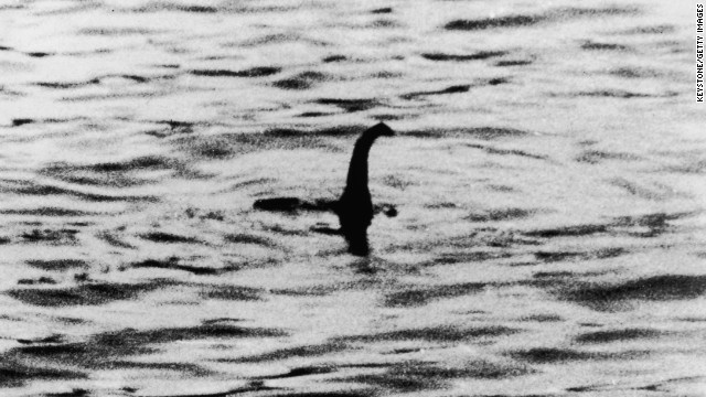 "The earliest documented sighting of a mysterious creature swimming in Scotland's Loch Ness came in 1871, according to the monster's official website. Dozens of sightings have been logged since then, including the most recent in November 2011 when someone reported seeing a ""slow-moving hump"" emerge from the murky depths of Loch Ness."