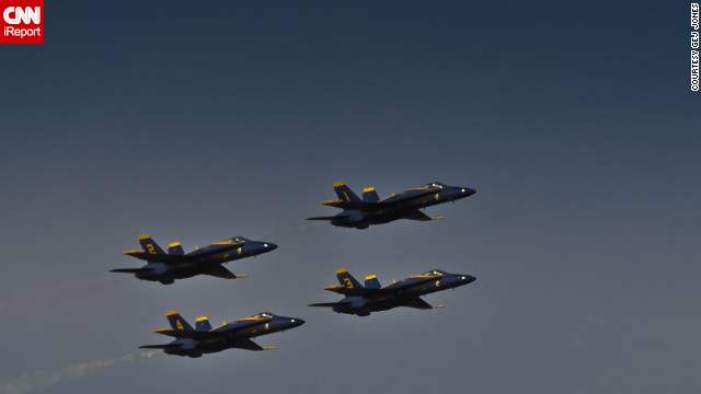 The Blue Angels flight exhibition team was initially created with the intention of piquing the public's interest in naval aviation and<a href='http://www.blueangels.navy.mil/aircraft/historical.aspx' target='_blank'> boosting Navy morale</a>.