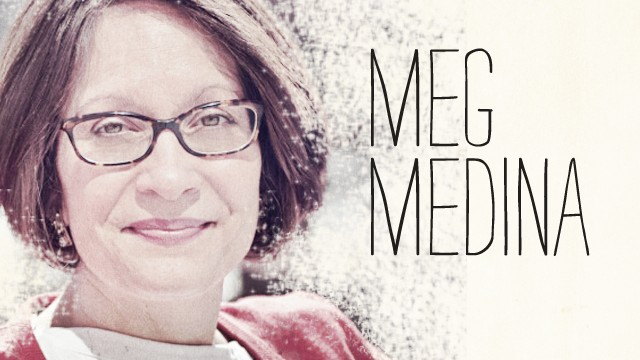"Meg Medina, author of ""<a href='http://megmedina.com/' target='_blank'>Yaqui Delgado Wants to Kick Your Ass</a>,"" wants her books to reflect the experience of bi-cultural Hispanic teens through universal themes that any American teen can relate to. In January, Medina won the Pura Belpre award, the American Library Association's top award for Latino children's and youth authors ""whose work best portrays, affirms, and celebrates the Latino cultural experience in an outstanding work of literature for children and youth."""