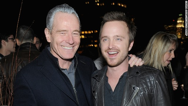 What Bryan Cranston taught Aaron Paul about love
