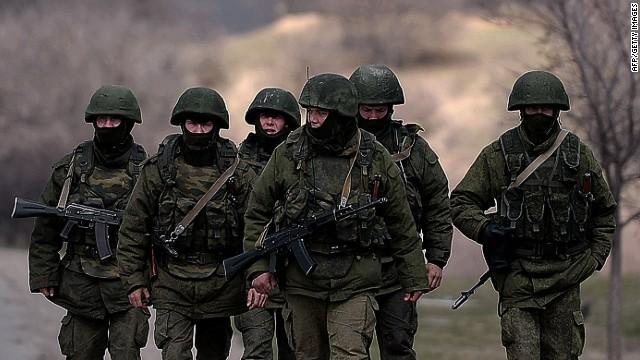Denuncian la invasión de 60 soldados rusos en Ucrania