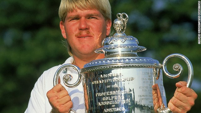 Daly became a household name in 1991 with his shock victory at the U.S. PGA Championship at Crooked Stick.