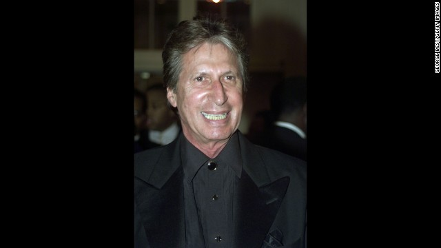 "Comedian David Brenner is seen in April 2002 in New York City. A regular on Johnny Carson's ""The Tonight Show,"" he died after a battle with cancer, a family spokesman said Saturday, March 15. He was 78."