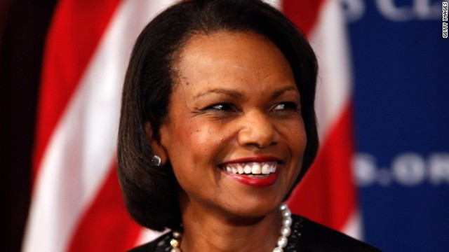Condoleezza Rice kicks off California Republican convention, calls for strong U.S. leadership in Ukraine