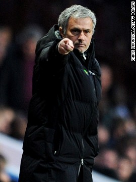 Mourinho was furious with the match officials as his league-leading team suffered a fourth defeat in 30 matches.