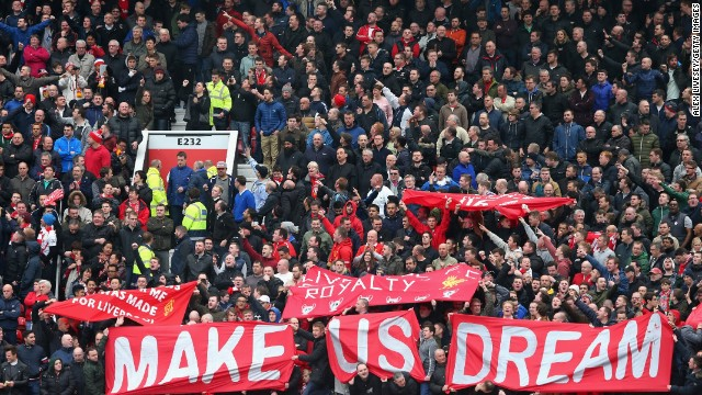 Liverpool supporters are dreaming of their club's first league title since 1990. Liverpool has won 18 league titles in its history but has struggled in recent years to compete with Manchester United, Chelsea and Manchester City.