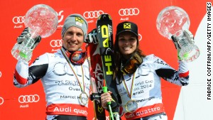 Double joy for Austria