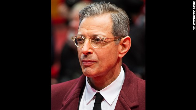 "Jeff Goldblum has been the subject of a few death hoaxes, including a false report that he had fallen to his death in New Zealand. In 2009, the actor had some fun with the fake story and <a href='http://www.eonline.com/news/131952/jeff-goldblum-proves-to-stephen-colbert-the-dead-can-twitter' target='_blank'>appeared on ""The Colbert Report"" to prove he was very much alive. </a>"