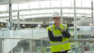 Heston Blumenthal\'s airport restaurant is due to open soon at London\'s Heathrow.