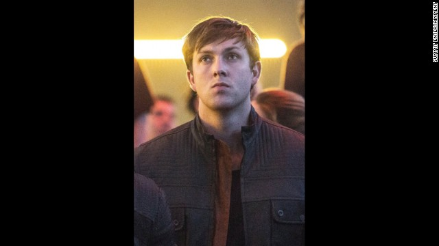 Al (Christian Madsen) is from the creative, gentle Amity, and isn't a good match for the tough Dauntless faction.