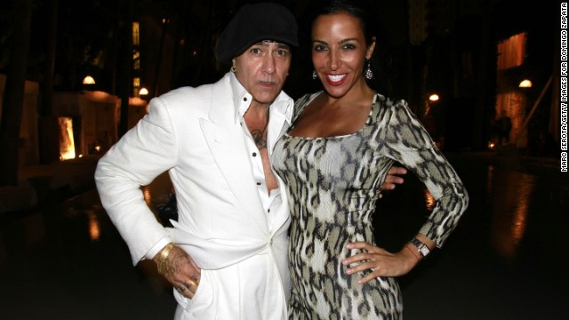 "Fashion designer Michele Savoia, left, <a href='http://www.cnn.com/2014/02/16/us/new-york-fashion-designer-body/index.html'>was found dead</a> in New York's Hudson River on Sunday, February 16. He was 55. The designer built a career dressing himself and celebrity clients in vintage clothing from the 1930s and 40s. He had a flair for the dramatic and had worked on Broadway shows such as ""Swing,"" ""Promises, Promises"" and ""Evita."""
