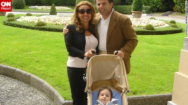 "<a href='http://ireport.cnn.com/docs/DOC-1097402 '>Georgette Alithinos</a> said when she and her husband took their 10-month-old son, Alexander, to Villa d'Este in Lake Como, Italy, he loved the trip. She thinks toddlers do benefit from travel, even if they don't remember anything. ""The experiences stay with them subconsciously and it does enrich their development and shapes their character, whether they remember or not."""