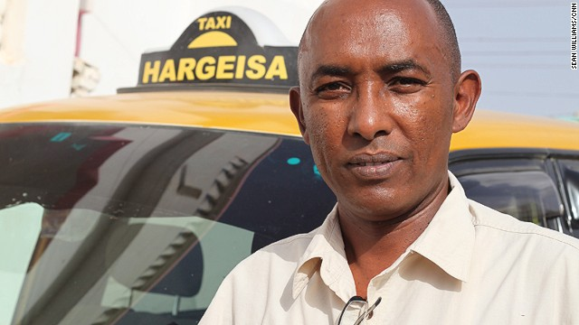 Abdikarim Salah Mohamud left Somaliland in 1988 for Melbourne and returned 23 years later to start Hargeisa Taxi.