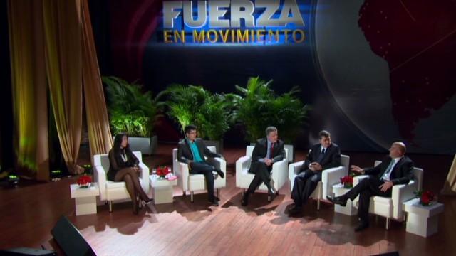 Colombia, una fuerza en movimiento