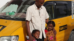 Hargeisa Taxi takes measures to ensure a safe ride.
