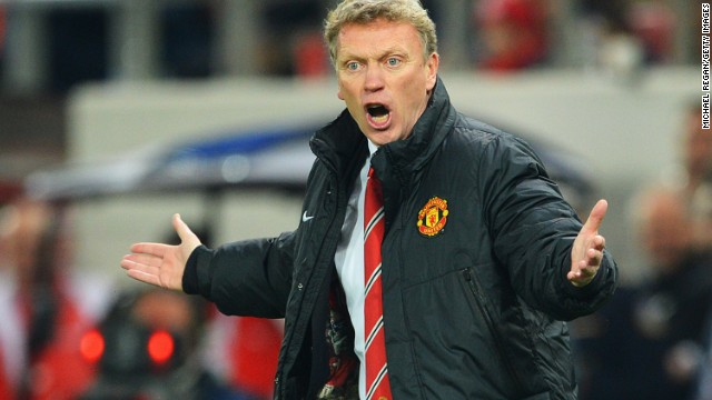 Moyes\' Manchester United misery