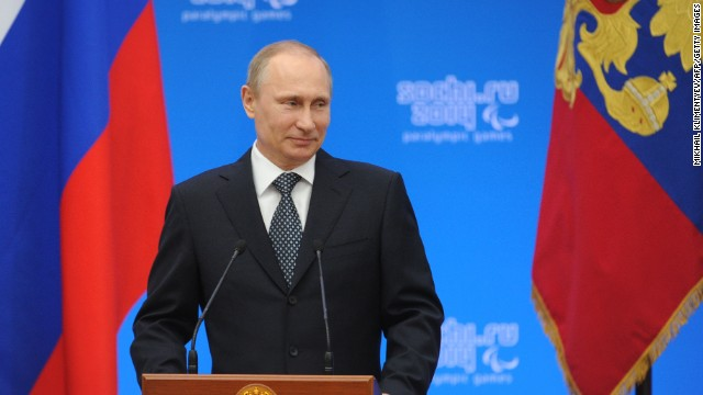 Bill Clinton: Putin 'highly intelligent' with skewed sense of greatness