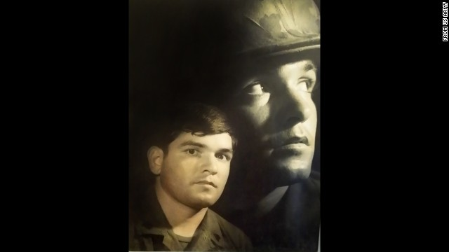 Sgt. Candelario Garcia distinguished himself on December 8, 1968, while serving as a team leader during a company-size reconnaissance-in-force mission near Lai Khe, Vietnam. When his company came under intense fire, leaving several men wounded and trapped in the open, he single-handedly took out two machine gun bunkers. He then joined his company in an assault, which overran the remaining enemy positions.