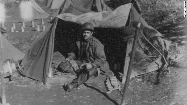 Sgt. Jack Weinstein was recognized for his actions on October 19, 1951, near Kumsong, Korea, where he is credited with single-handedly holding his position during an enemy counterattack to allow his men to withdraw. Wounded in the leg, he held the position until a platoon relieved him and pushed the enemy back.