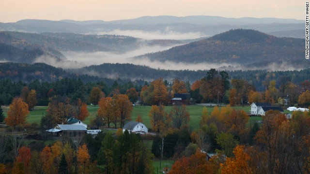 Why Vermont is not Godless