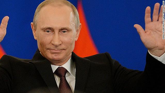 Putin llama a Obama para buscar una solución diplomática en Ucrania