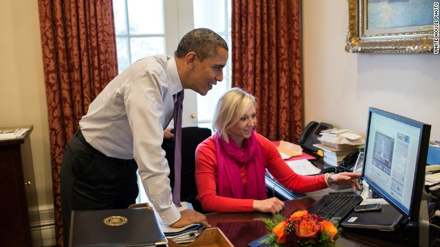 Obama selects replacement for departing top aide