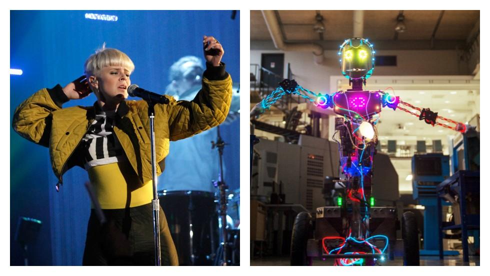 Humanos vs. Máquinas