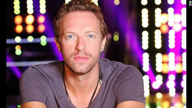 Coldplay's Chris Martin joins 'The Voice'