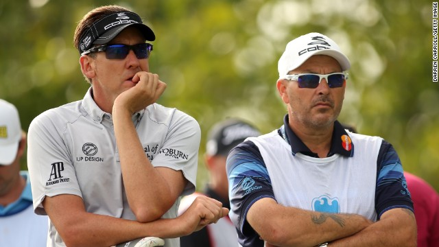 The partnership between all-British duo Ian Poulter and Terry Mundy dates back eight years.