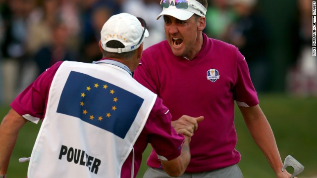 Arguably the pair's greatest moments have come in the Ryder Cup and other matchplay events, which Mundy says they are trying to replicate in strokeplay events.