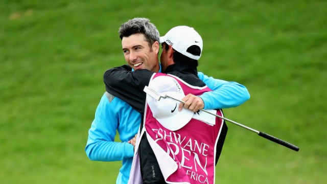 Their partnership is in its infancy but they enjoyed their first success as a duo at a European Tour event in South Africa this month.