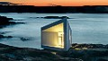 Stylish miniature hideaways