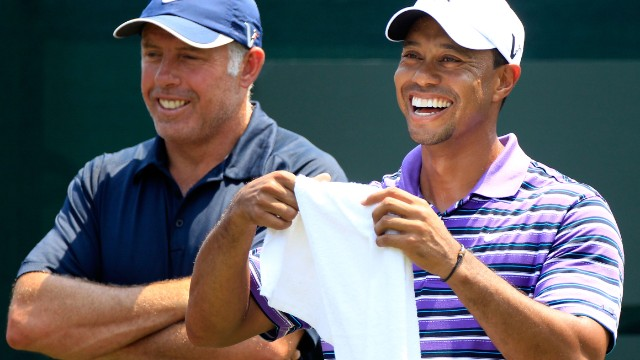 The partnership between Williams and Woods was the most successful of all time, bringing 13 majors in all.