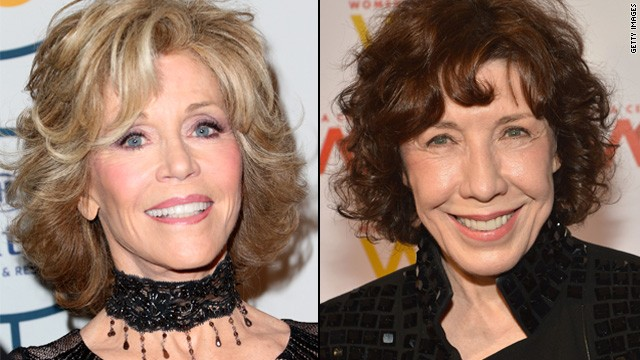 Jane Fonda and Lily Tomlin head to Netflix, and more news to note