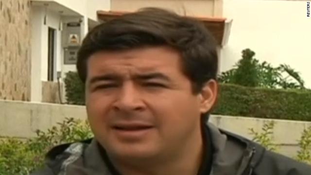 Detienen al alcalde de San Cristóbal, Venezuela