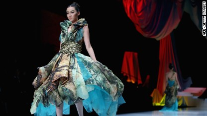 China's fashion designers need to step up