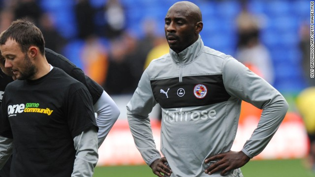 Reading striker Jason Roberts refused to wear a Kick It Out T-shirt ahead of an English Premier League match in 2012 as part of a protest against perceived inactivity in the fight against racism.