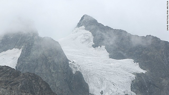 """Última oportunidad para verlos: los glaciares de las """"Montañas de la luna"""""""
