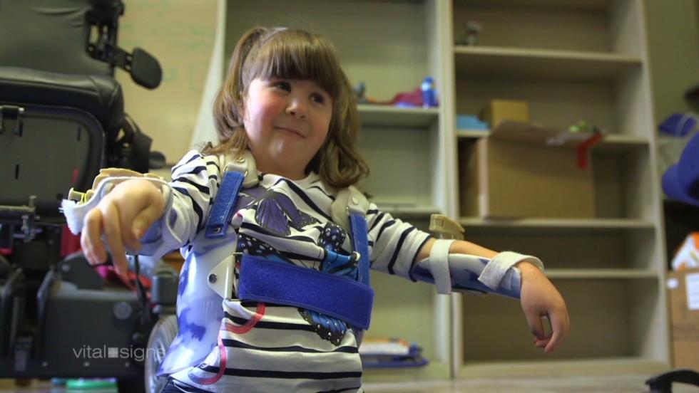 Un exoesqueleto que cambió una vida