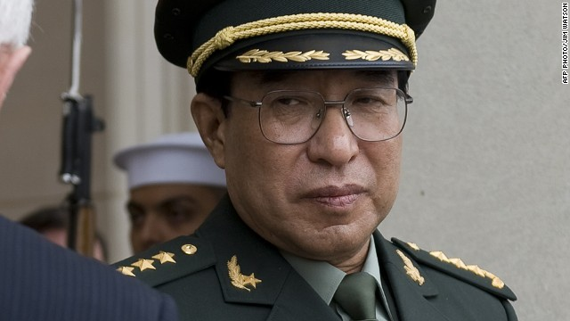 Xu Caihou, former vice-chairman of the powerful Central Military Commission, has reportedly been detained.