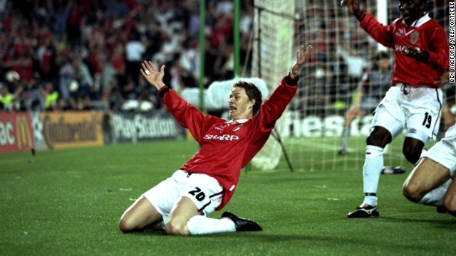 """<strong>Manchester United v Bayern Munich</strong>: United know they face a tough draw and will be hoping they can repeat their <a href='http://en.classics.uefa.com/match=56379.html' target='_blank'>shock 1999 Champions League final victory</a> against Bayern. The German champions are keen to appear cautious -- captain Philipp Lahm told reporters: """"We should not be blinded by their current position in the league..."""" -- but will be confident of a win."""