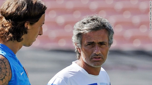 <strong>Paris Saint-Germain v Chelsea</strong>: The tie will see Mourinho reunited with his former Inter striker Zlatan Ibrahimovic. The Swedish international has <a href='http://bleacherreport.com/articles/1763718-zlatan-ibrahimovic-gives-explosive-views-on-jose-mourinho-and-pep-guardiola' target='_blank'>spoken of his admiration</a> for the Portuguese manager.