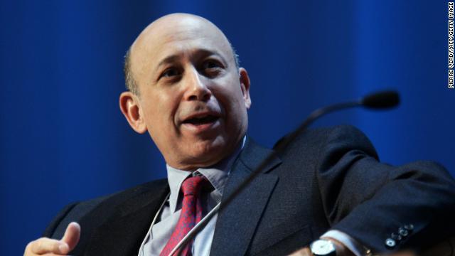8. Lloyd C. Blankfein, Goldman Sachs - Approval: 94%.