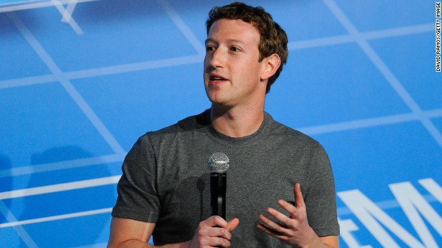 10. Mark Zuckerberg, Facebook - Approval: 93%.