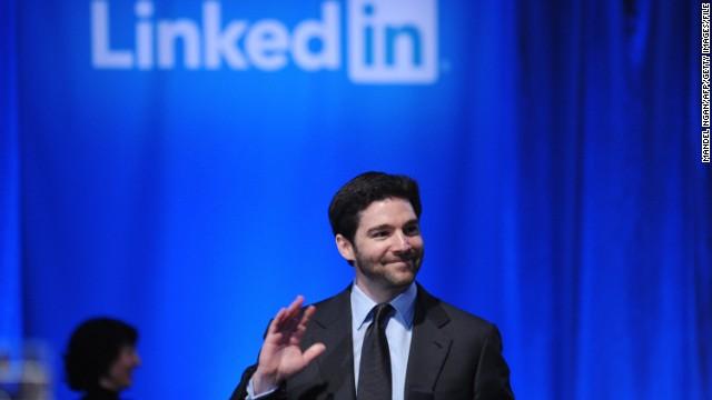 1. Jeff Weiner, LinkedIn - Approval: 100%.