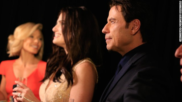 Idina Menzel and John Travolta are friends now, and more news to note