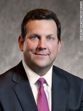 4. John E. Schlifske, Northwestern Mutual - Approval: 95%