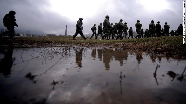 Inteligencia de EE.UU. concluye que es probable que tropas rusas ingresen a Ucrania
