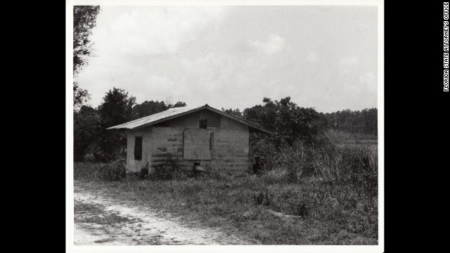 "In 1987, the area surrounding this pump house and dirt road in Mascotte, Florida, became the scene of a crime with repercussions that are still being felt nearly 30 years later. Click through the gallery for details of the case, including more crime scene and evidence photos from CNN's ""Death Row Stories."""
