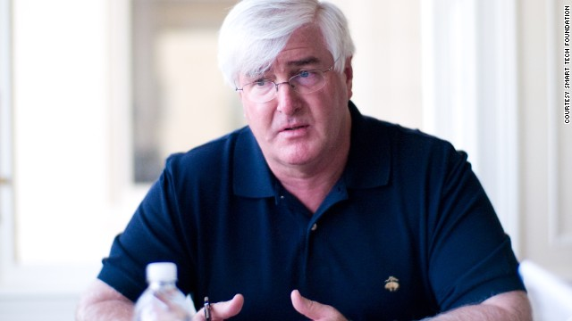 "The Smart Tech Foundation, created by Ron Conway, pictured, and Jim Pitkow, is making $1 million in prizes available for smart gun innovation.<!-- --> </br>""Technology has been proven to solve today's greatest social challenges, and curbing gun violence in this country is one of the greatest challenges we face,"" said Conway."